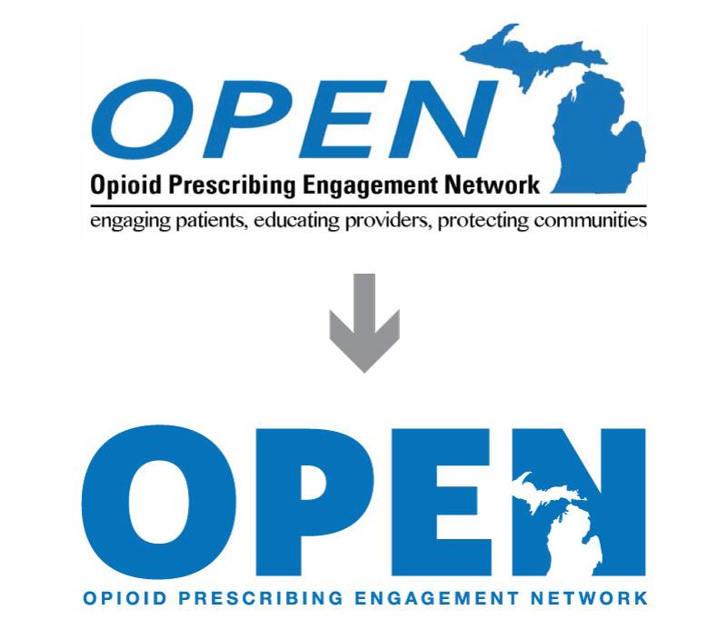 M-Open logo redesign