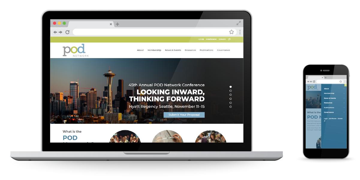 POD Network Website